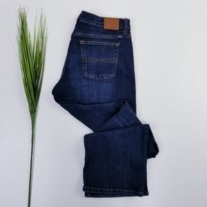 Lucky Brand 'Easy Rider' Dark Wash Jeans  VGC